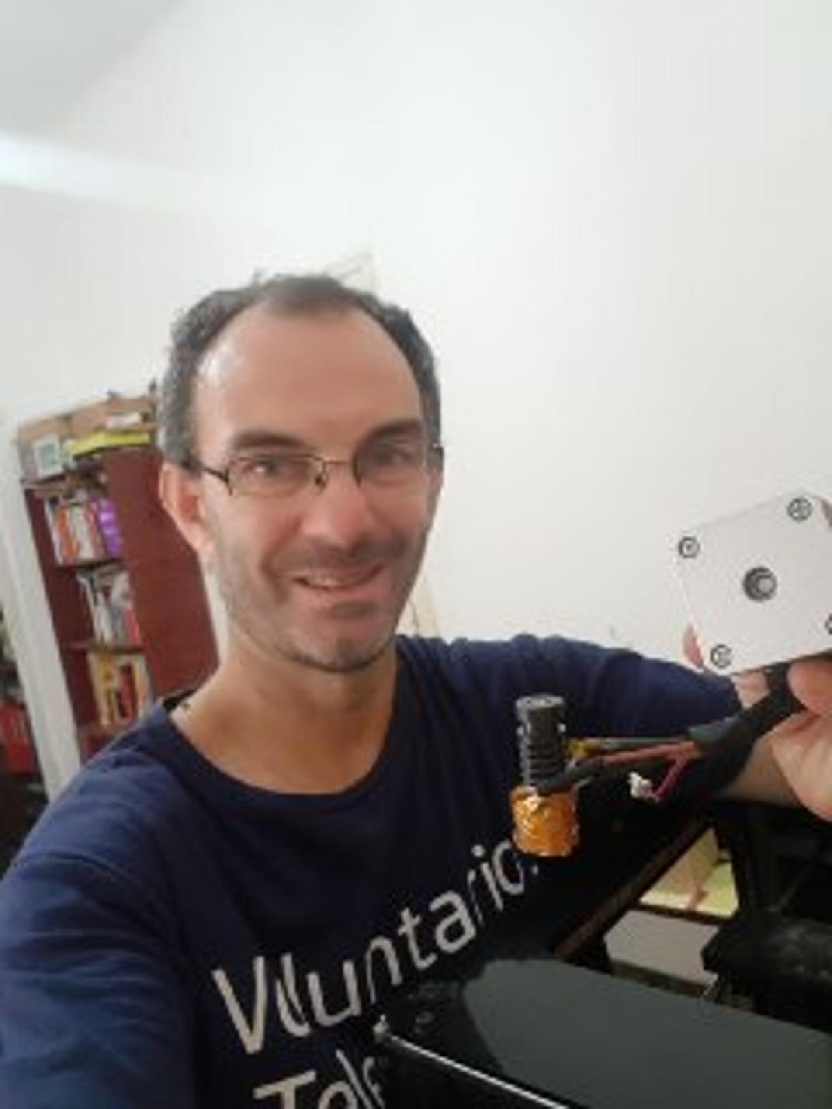 Podcast N° 15 – Filosofía Maker , Robotica ,  Tecnoteca, Flisol 2020 – Realidad TIC en Córdoba y Argentina – Gustavo Cierra